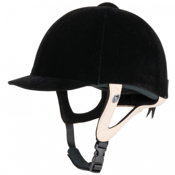 Gatehouse Jeunesse Velvet Riding Hat 54-55cm