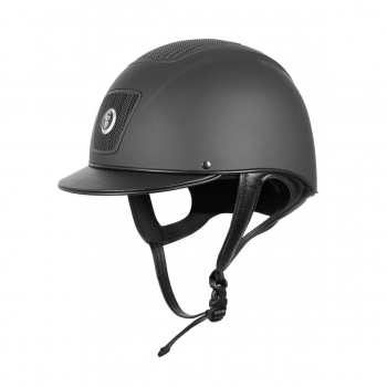 GATEHOUSE CHANTILLY RIDING HAT BLACK 54-55CM