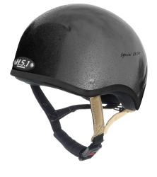 Gatehouse HS1 Jockey Skull 54 to 55cm Black Special Edition