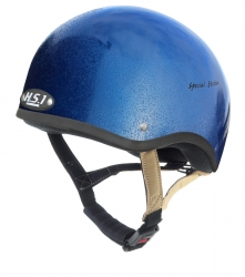 Gatehouse HS1 Jockey Skull 54 to 55cm Blue Special Edition