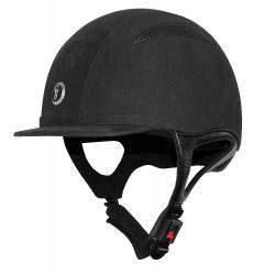 Gatehouse Challenger Riding Hat Suede Black M-XL *Clearance*