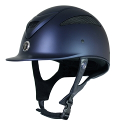 Gatehouse Conquest MK2 Riding Hat Navy Matt 54-55cm