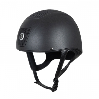 Gatehouse Longchamps Jockey Skull Black 54-55cm