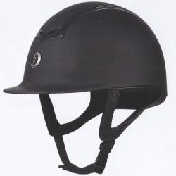 GATEHOUSE CIANA RIDING HAT 56-60 CM MATT/GLOSS