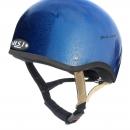 Gatehouse HS1 Jockey Skull 52 to 55cm Blue Special Edition