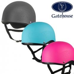 Gatehouse Junior Jockey Skull 4 Kids 52-55cm