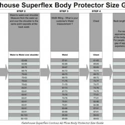 Gatehouse Body Protector Superflex Contour Air Flow Child