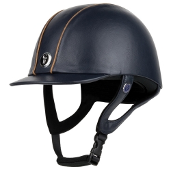 Gatehouse Jeunesse Leather Riding Hat 54-55cm